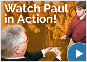 Watch Paul in Action