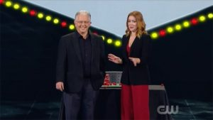 Paul Gertner and Allyson Hanigan on Penn and Teller Fool Us