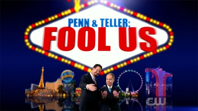 Part 2 of Penn & Teller: Fool Us   Take Two | Paul Gertner